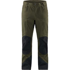 Haglöfs Rugged Mountain Pants Regular Men, sort/oliven
